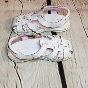 Stride Rite Shoes - Stride Rite cozumel leather sandles sz 6.5W